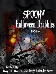Spooky Halloween Drabbles Cover